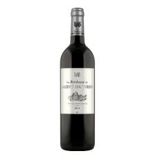 Bordeaux Rouge de Larrivet Haut-Brion 2016  Rood